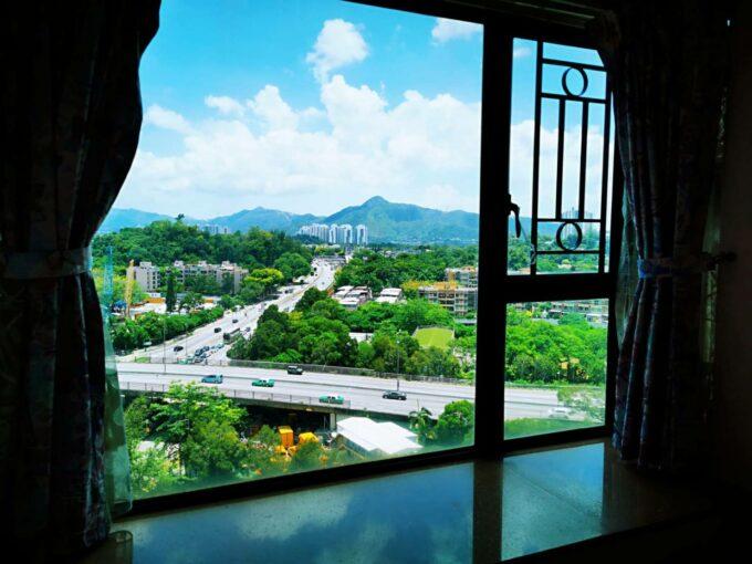 朗庭園 高層 山景 兩房 - 元朗屋網 28YuenLong.com