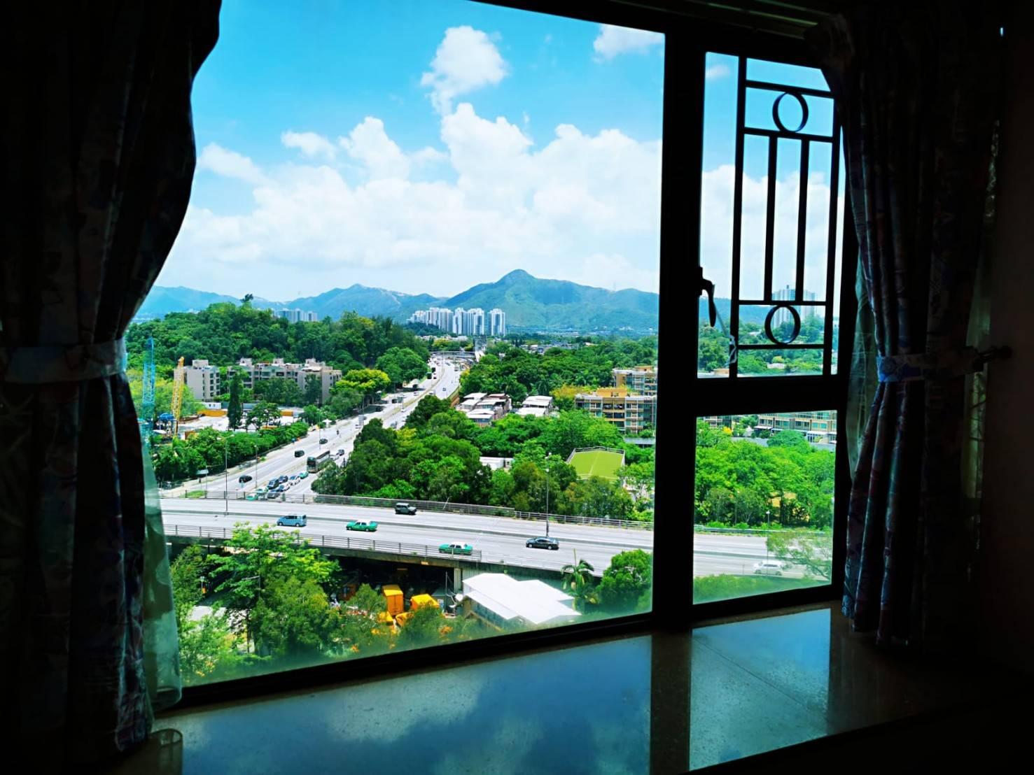 朗庭園 高層 山景 兩房