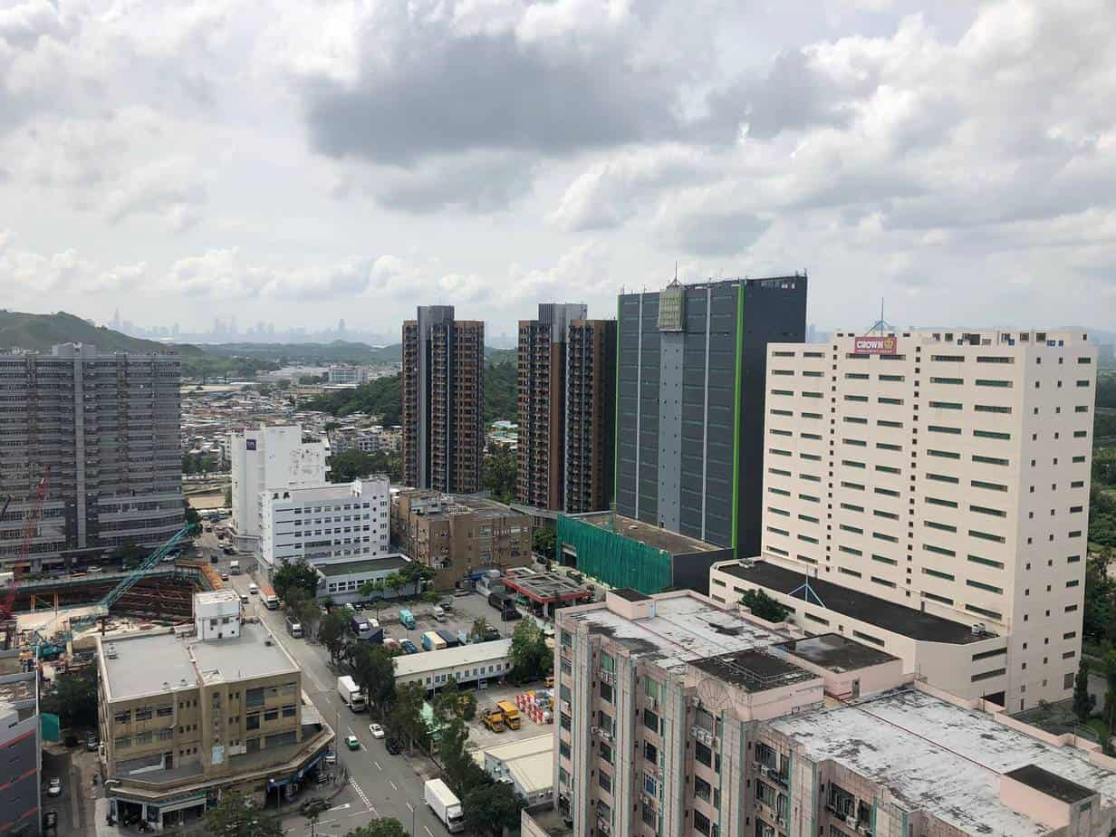 尚豪庭 高層大兩房 開揚市景 🔑