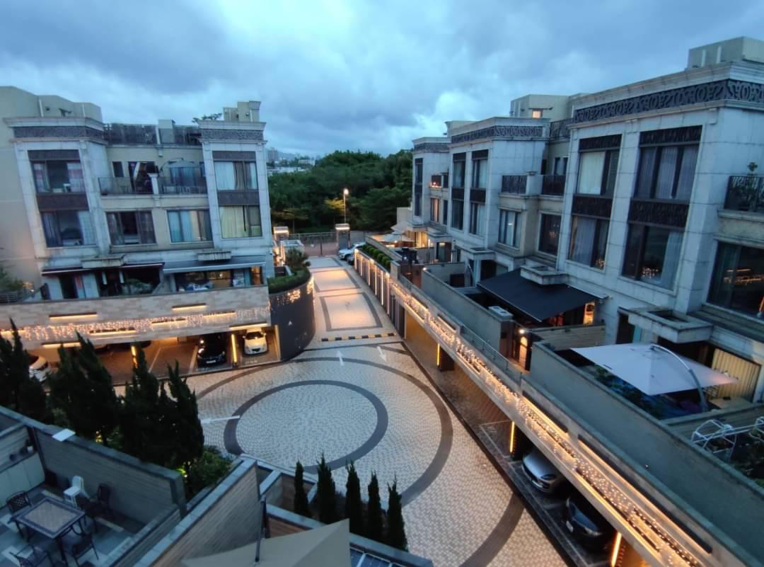 元朗 5年樓 娉庭 獨立屋 低密度 高私隱 歐陸風宮庭式設計 豪裝300萬 #