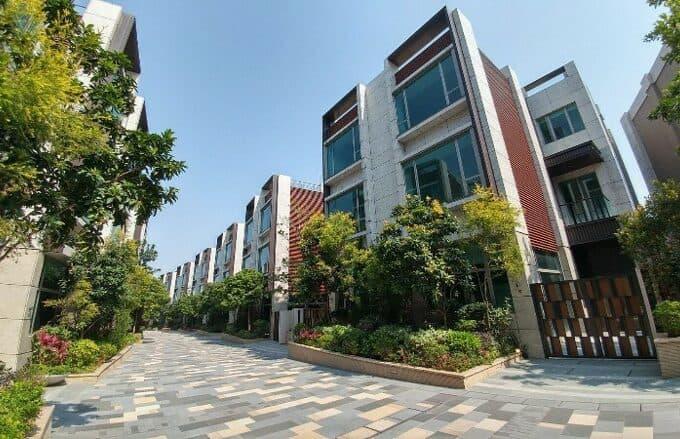 洋房/獨立屋43 (Park Villa Phase 1) - 元朗屋網 28YuenLong.com