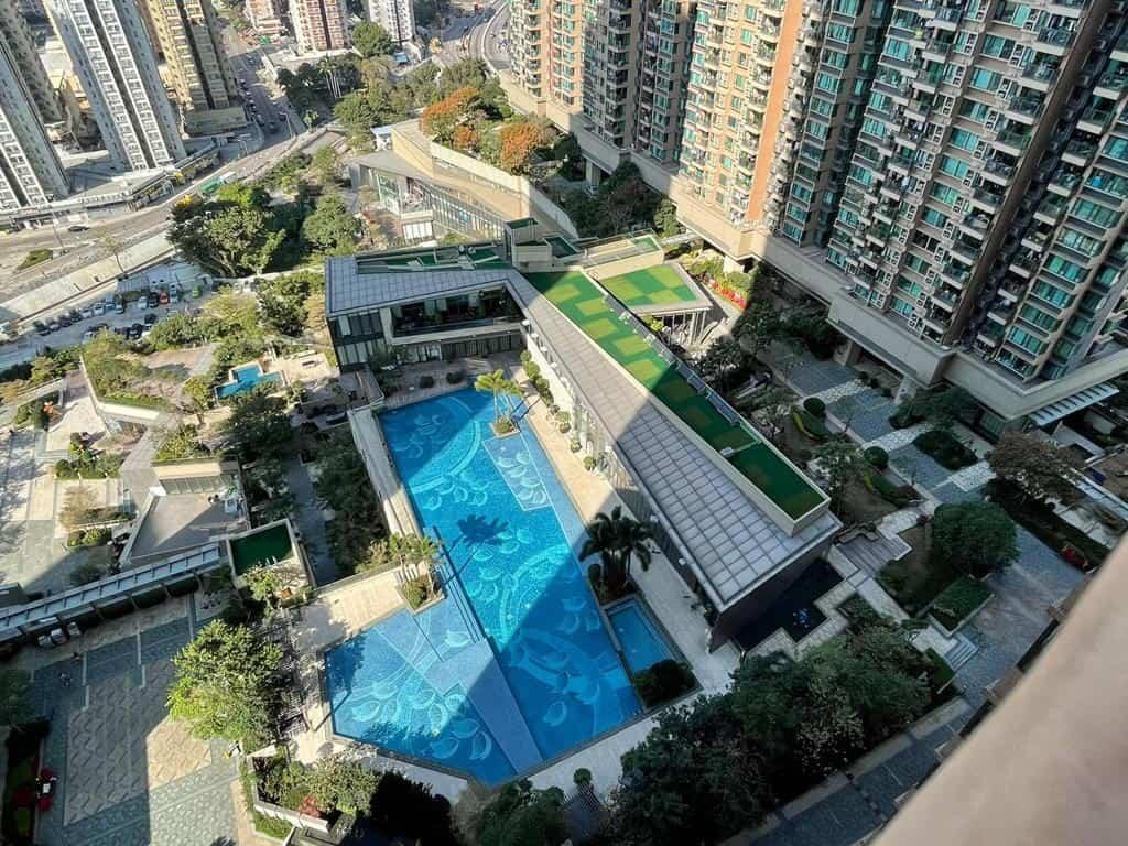 Yoho midtown 絕版兩房 罕有高層園景