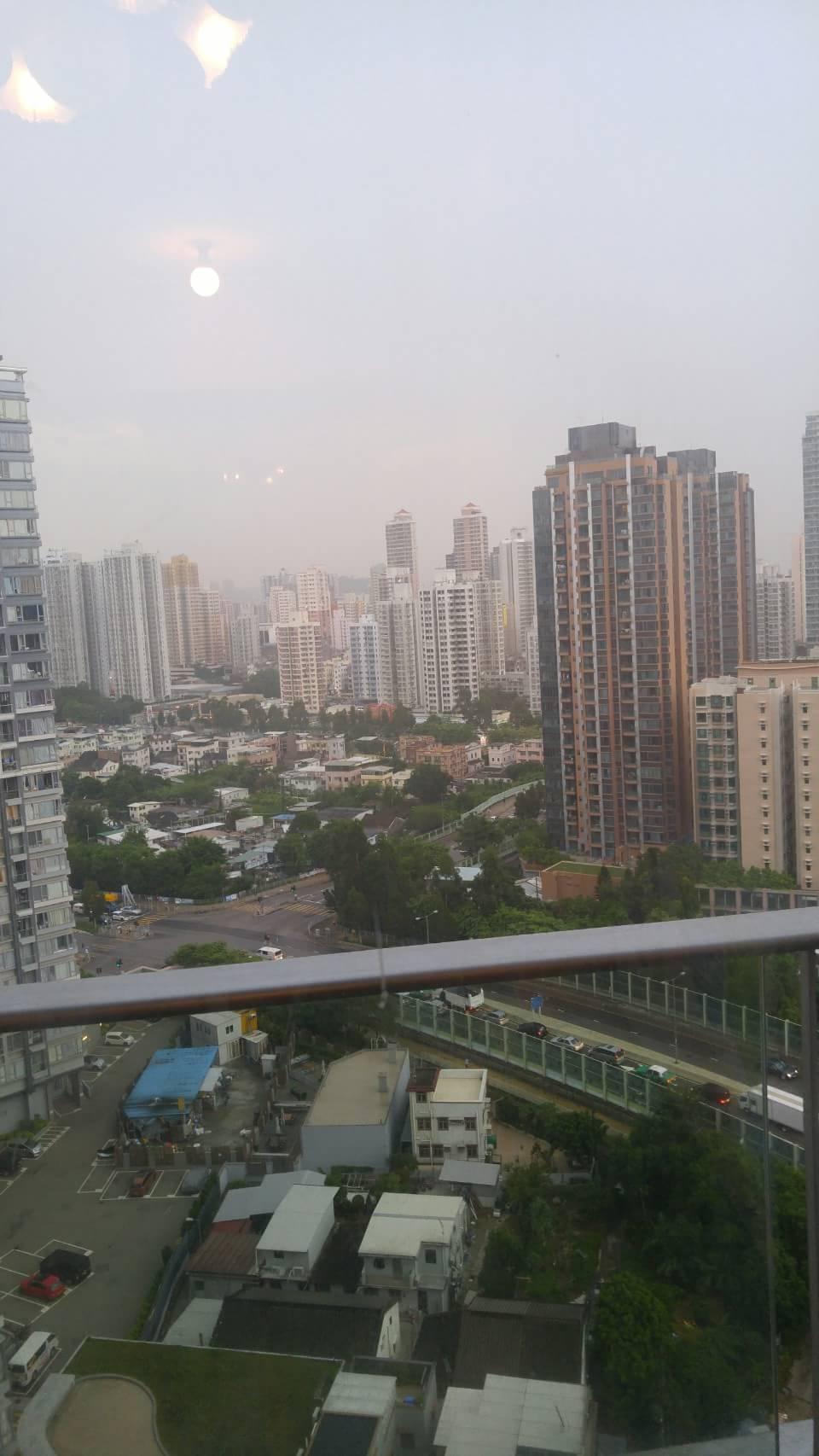 元朗大熱🔥尚悅2房高層連露台🔥 景觀開揚🌅半新樓🏢