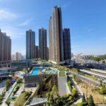 Grand Yoho -新鴻基站頂3房 內園池景 唔使1000萬買到 - 元朗屋網 28YuenLong.com