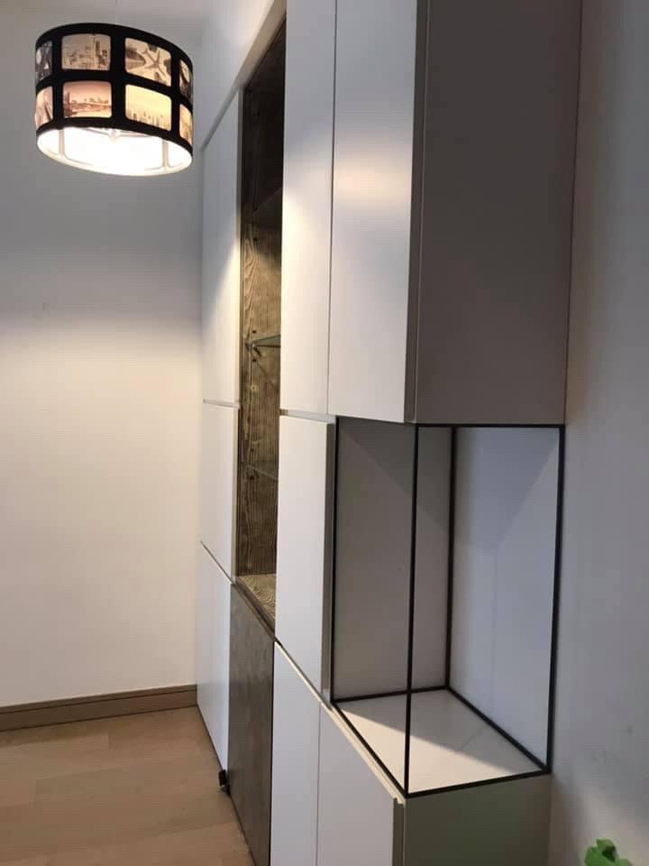 尚悅 兩房連入牆傢具 低層