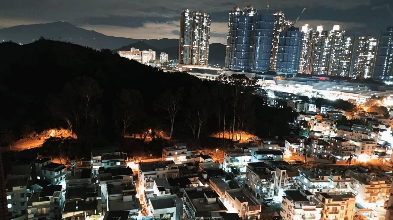 采葉庭 連天台 東南市景