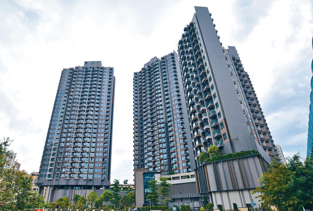 元朗朗城匯1064萬3房一套+儲物室