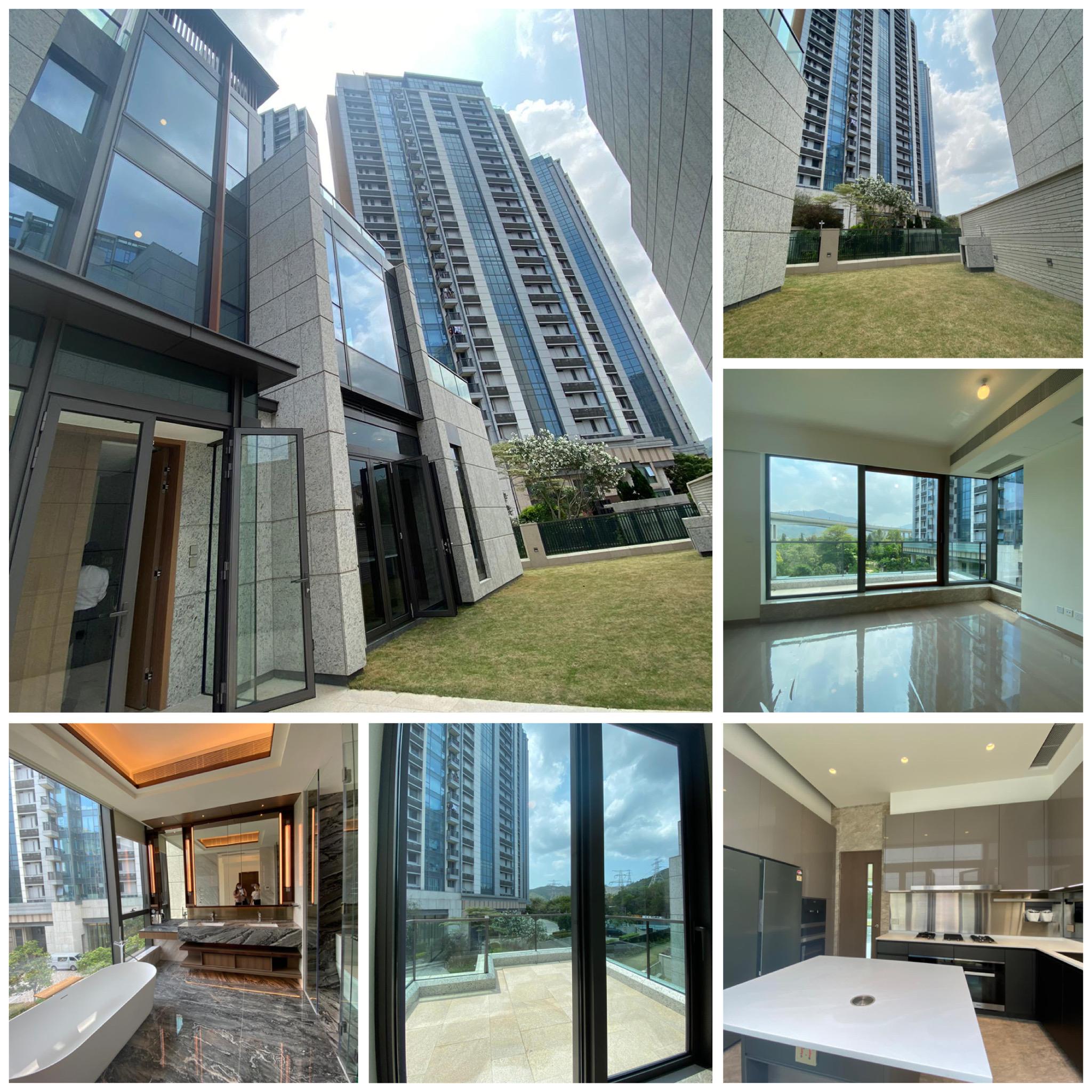 「2千呎大花園 · 私人電梯直上房間」包雙車位,4房4套+家庭廳+工人套房!