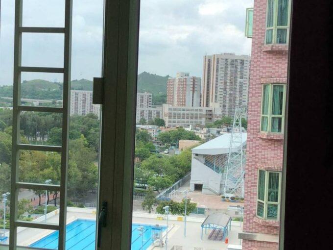 元朗公園南-華翠豪園-大3房連車位,環境清幽,超值抵住 - 元朗屋網 28YuenLong.com