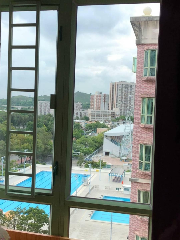 元朗公園南-華翠豪園-大3房連車位,環境清幽,超值抵住