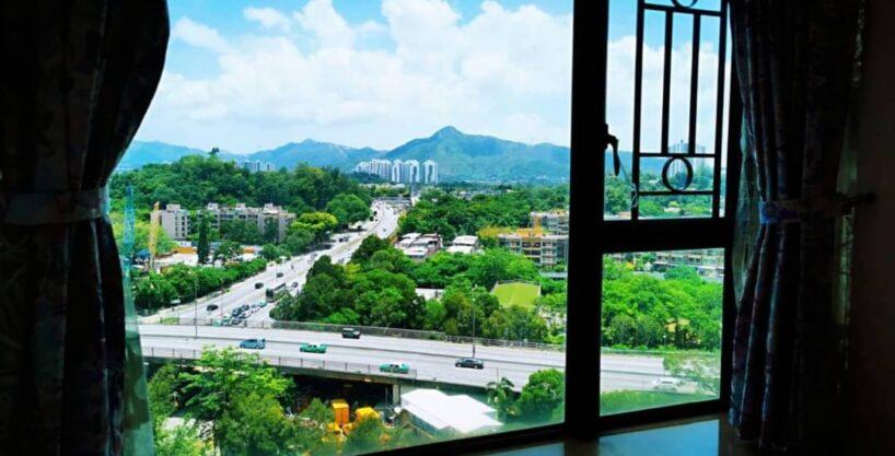 @元朗 朗庭園/2房高層向南/遠眺山景/3分鐘路程有鐵路/ - 元朗屋網 28YuenLong.com