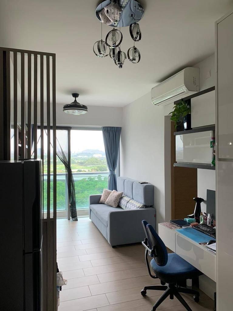 《Park Yoho》❗️1房,半新樓,外園景