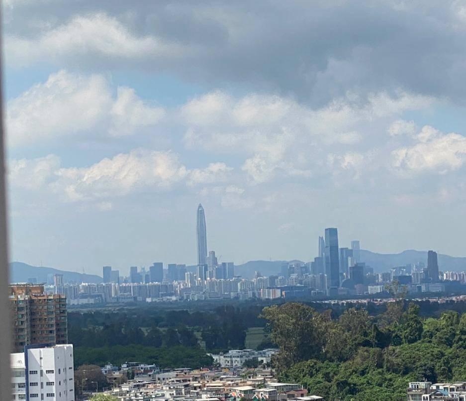 偉發大廈 後生仔 高層煙花景