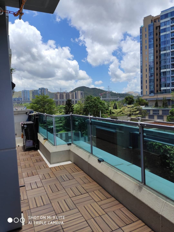 《Park Yoho》❗️2房,大露台,半新樓❗️