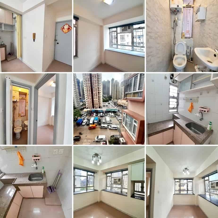 近元朗西鐵站 Yoho Mall 企理1房,252尺 地點優越方便,環配套充足