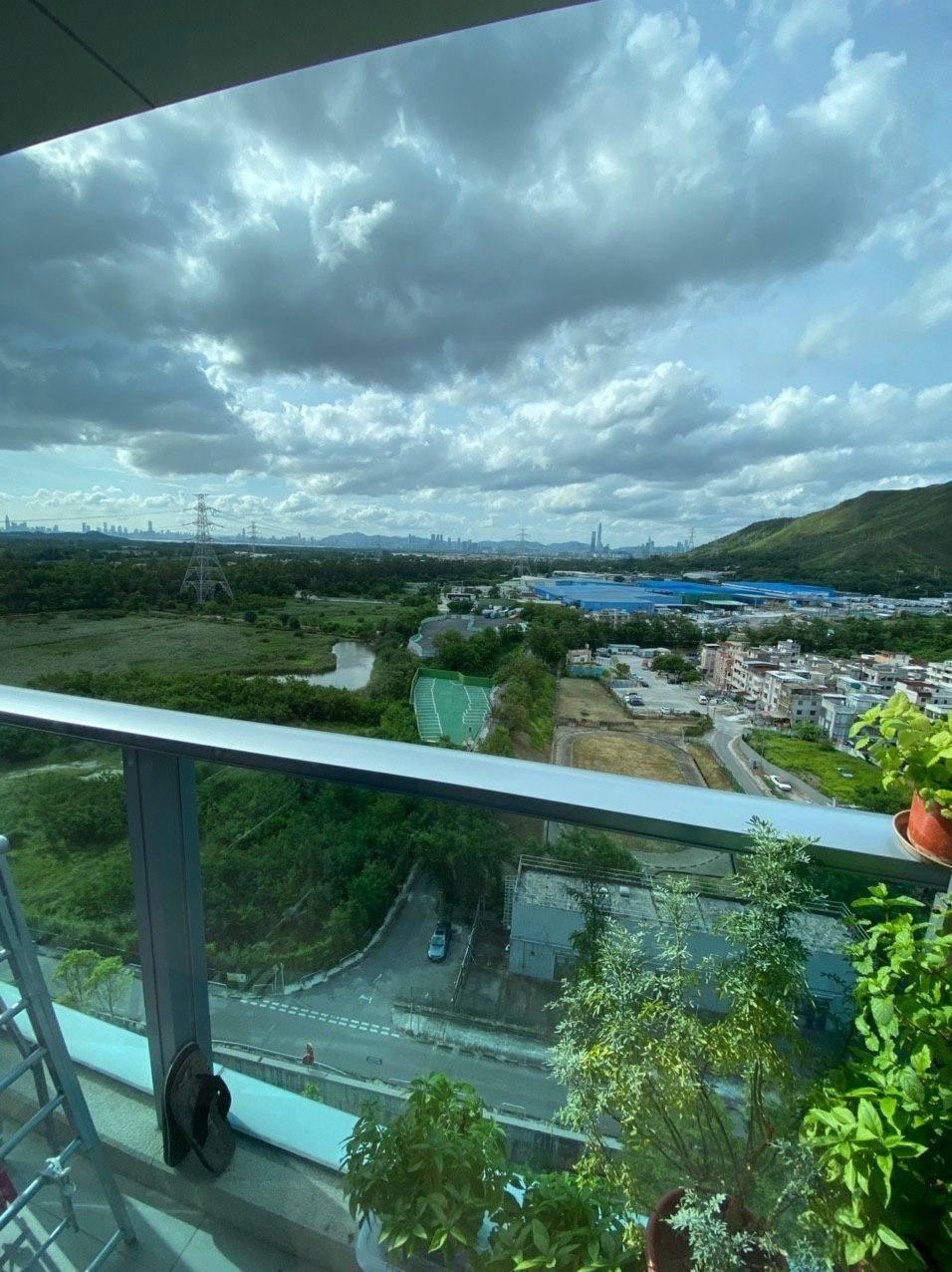 Yoho豪宅,新鴻基名牌屋苑,開揚神州景,八成按揭