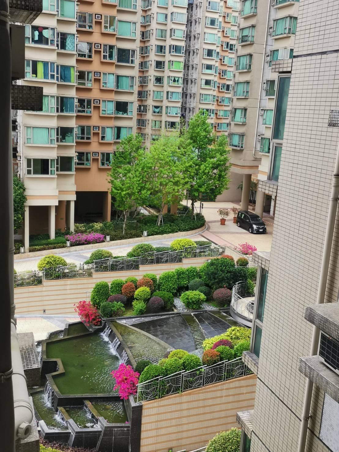 新地低密度住宅!兩房間隔超實用!内園池景!