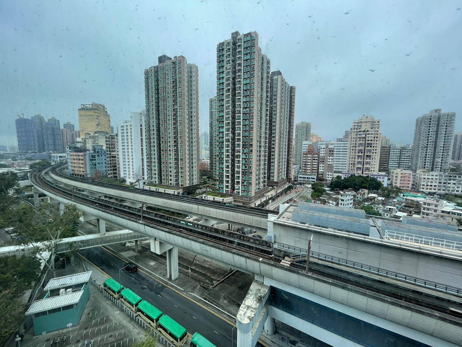 30秒到鐵路,開揚市景,最平一房