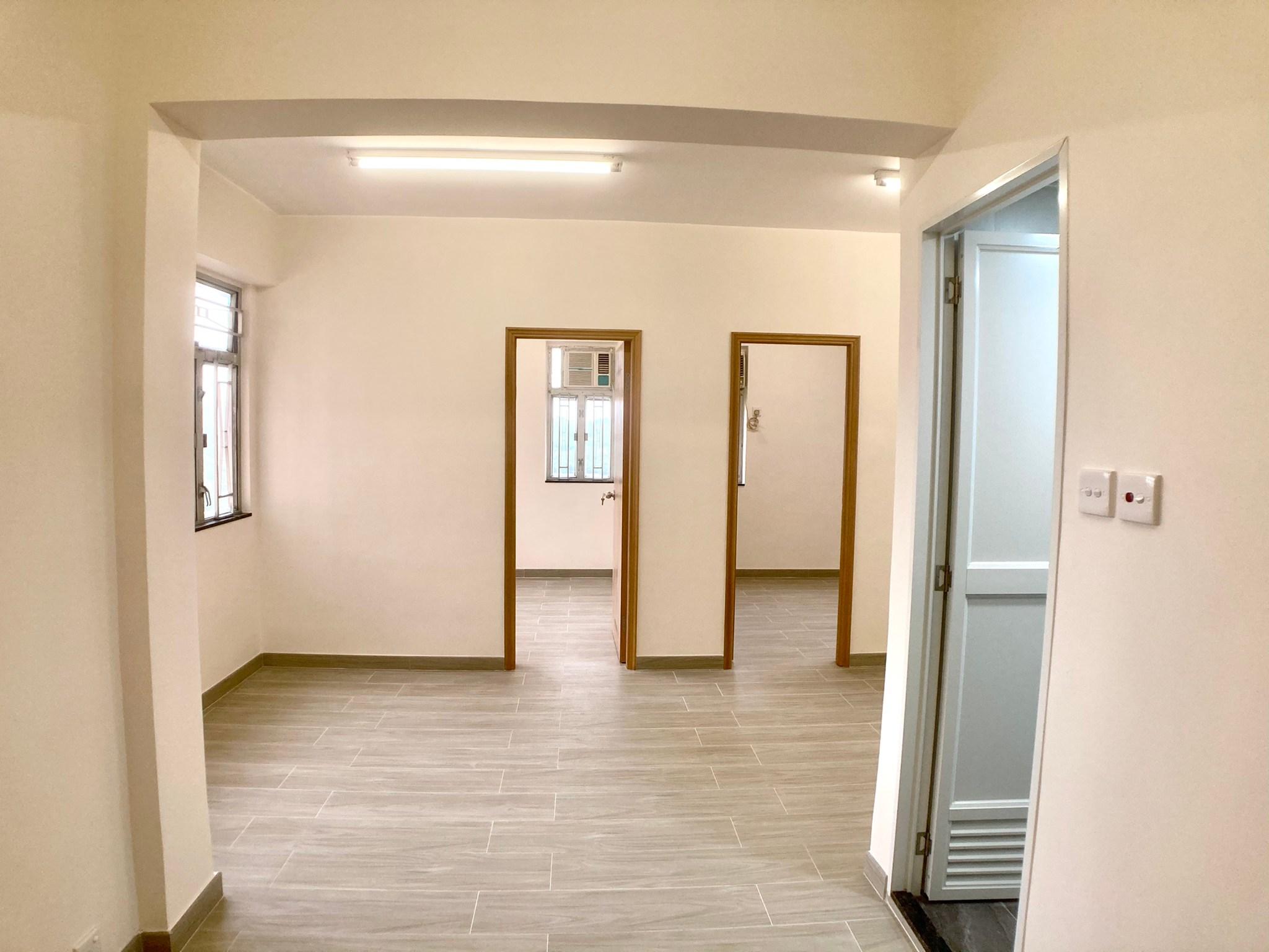 元朗洋樓系列 — 永發大樓高層2房,有匙引56814617